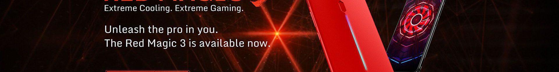 Red Magic 3: il top di gamma per il gaming disponibile a 479 euro