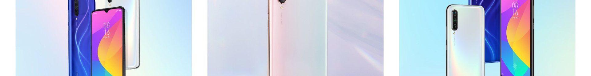Xiaomi CC9, CC9 Meitu Custom Edition e CC9e ufficiali: i prossimi Xiaomi Mi A3 e Mi A3 Lite?