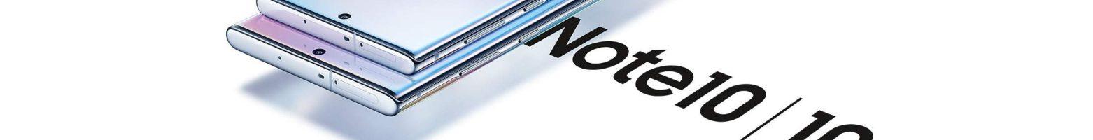 Samsung Galaxy Note 10 e Note 10+ presentati ufficialmente e già disponibili in preordine (Link per l'acquisto)