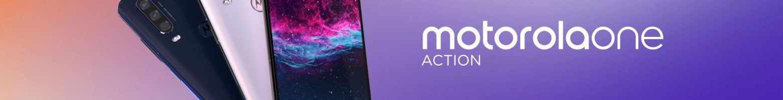 Motorola One Action ufficiale: lo smartphone Android One che si crede una action cam