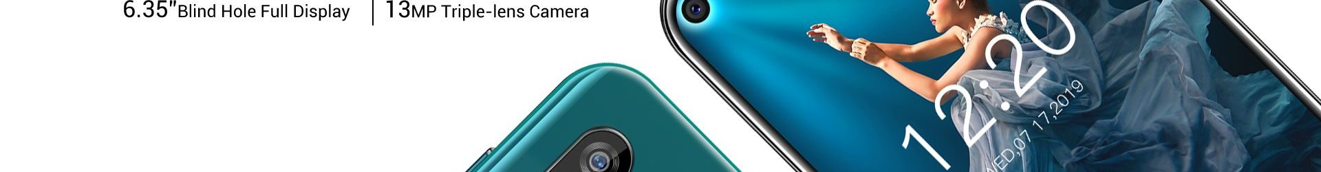 Oukitel C17 Pro: anche la fascia bassa ha il suo smartphone con foro nel display