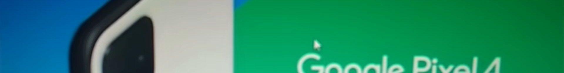 Google Pixel 4: ecco il video pubblicitario apparso online