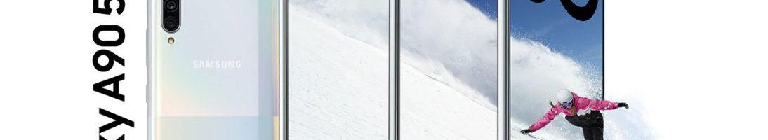 Samsung Galaxy A90 5G ufficiale: il nome di un medio di gamma, con il cuore di un top di gamma e con il supporto alle reti 5G