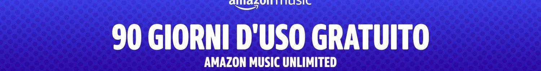 Amazon Music Unlimited in regalo per 90 giorni seguendo questa guida