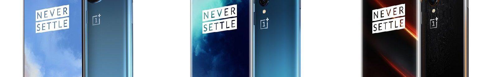 OnePlus 7T Series ufficiale: prezzi e disponibilità dei tre nuovi smartphone di OnePlus