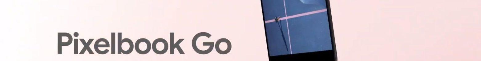 Pixelbook Go ufficiale: il Chromebook di design che vuole accontentare tutti