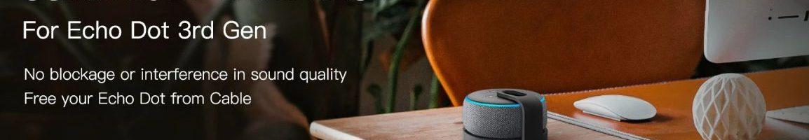 Recensione GGMM D3: trasforma Echo Dot in uno smart speaker portatile