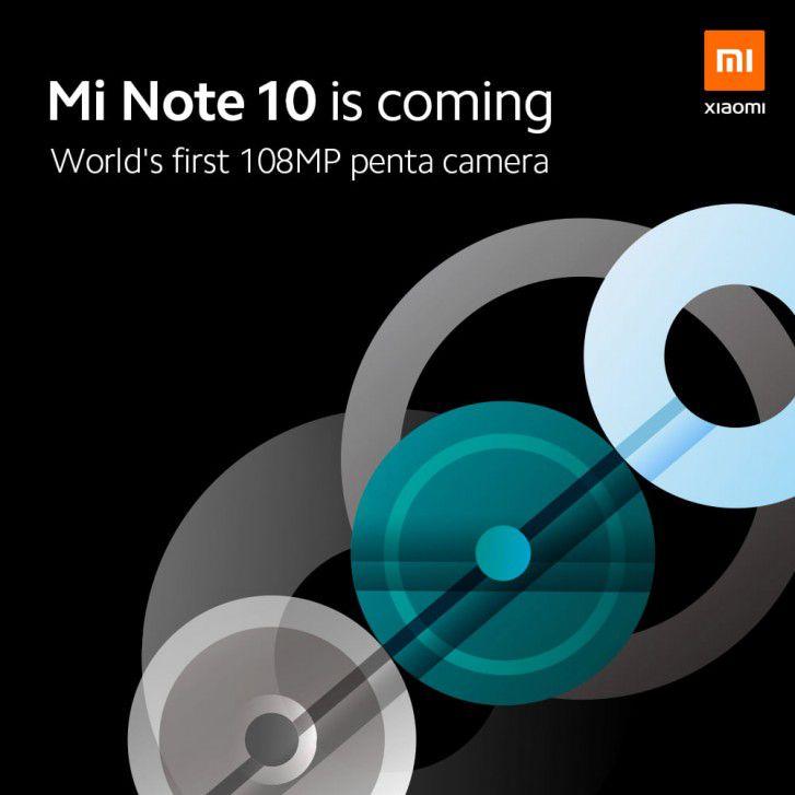Xiaomi Mi Note 10 Darth News Side