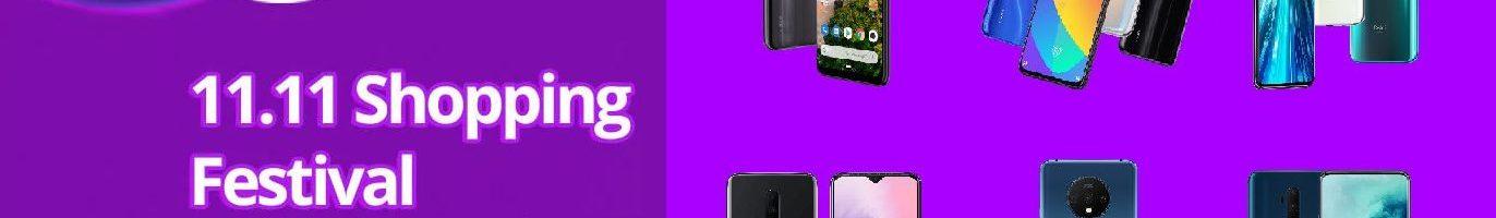 Banggood 11.11: Redmi Note 8 Pro, la serie OnePlus 7, Xiaomi Mi A3 e Xiaomi Mi9 Lite in offerta
