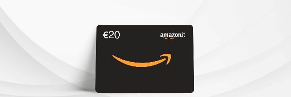 Black Friday 2019: preparati con 20 euro di buoni Amazon