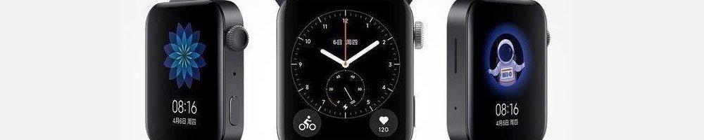 Xiaomi Mi Watch ufficiale: il primo smartwatch Xiaomi con Wear OS e MIUI for Watch