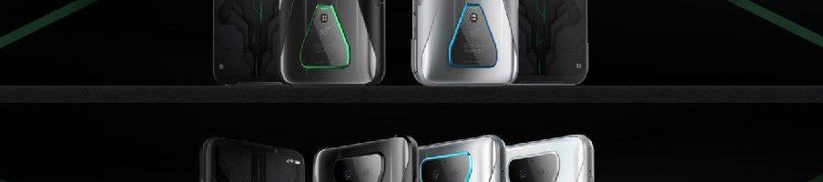 Black Shark 3 Pro e Black Shark 3 ufficiali: un (quasi) tablet ed uno smartphone da gaming con il 5G