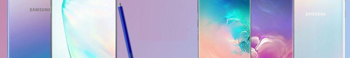 Galaxy S10 e Galaxy Note 10 ricevono le funzionalità dei nuovi Galaxy S20