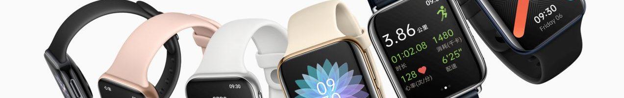 OPPO Watch ufficiale: il design di un Apple Watch, ma con Android e tracciamento ECG