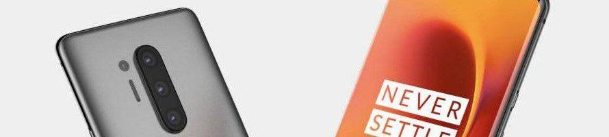 OnePlus 8 e OnePlus 8 Pro: ecco le possibili caratteristiche