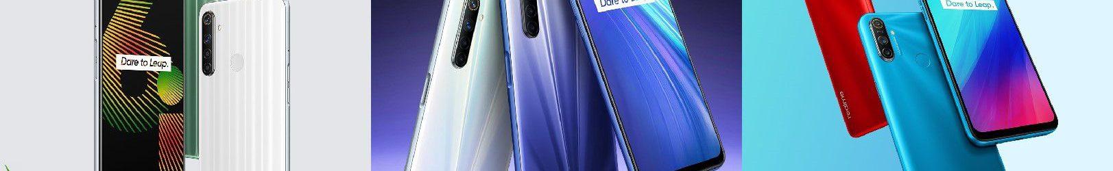 Realme 6, Realme 6i e Realme C3 arrivano in Italia: smartphone low-cost, ma interessanti