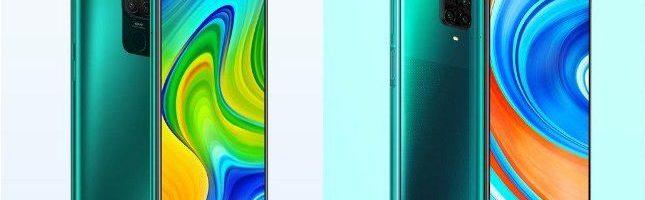 Redmi Note 9 e Redmi Note 9 Pro ufficiali: smartphone di fascia media che hanno tutto quello che serve