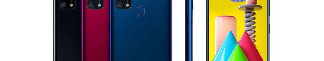 Samsung Galaxy M31 ufficiale in Italia: un nuovo battery phone con quadrupla fotocamera da 64 MP