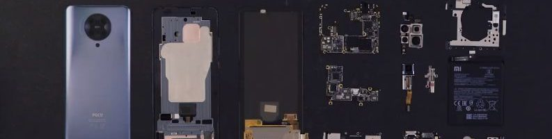 POCO F2 Pro: il teardown lo mette a nudo – (Video)