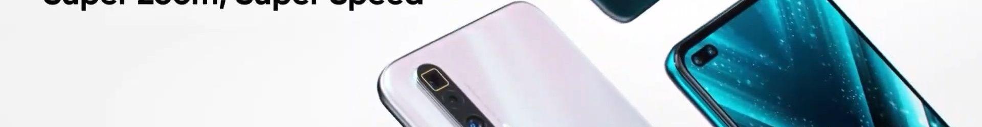 Realme X3 SuperZoom ufficiale: smartphone con zoom 60x e prezzo top