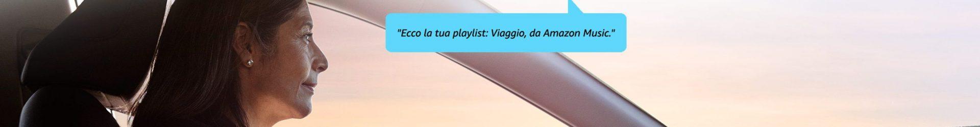 Echo Auto arriva in Italia: ora potrai avere Alexa anche nella tua auto