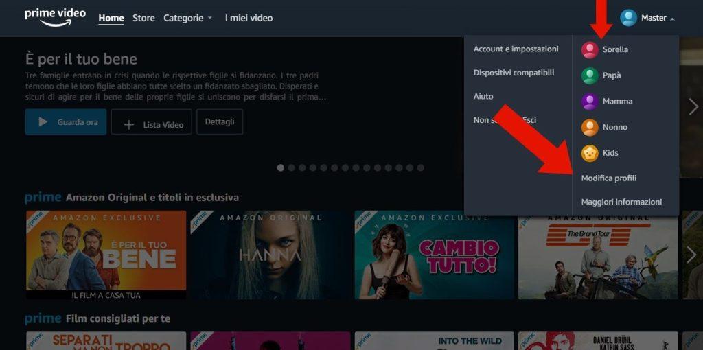 Profili Amazon Prime Video Darth News Side Alexa Reviews
