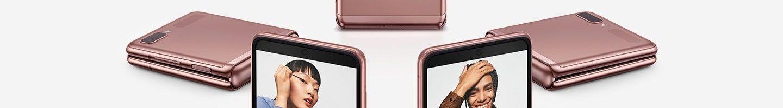 Samsung Galaxy Z Flip 5G ufficiale con Snapdragon 865 Plus e 5G