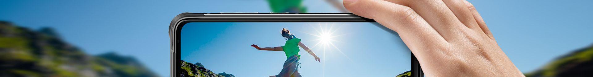 UMIDIGI BISON: un rugged phone con uno stile interessante