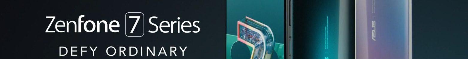 ASUS Zenfone 7 Pro ed ASUS Zenfone 7 ufficiali: top di gamma unici