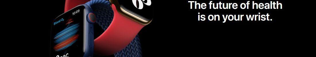 Apple Watch Series 6 ufficiale: ogni anno sempre meglio