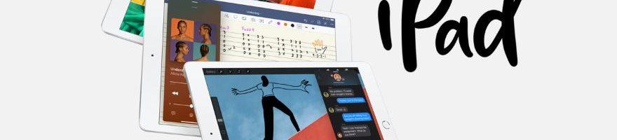 Apple iPad 8th gen ufficiale: potente ed economico