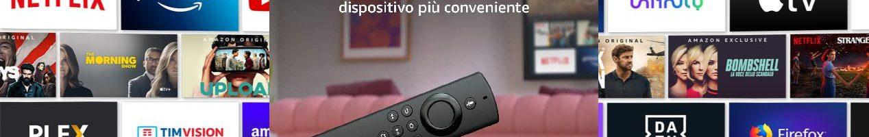 Fire TV Stick Lite ufficiale: economica, ma comunque interessante