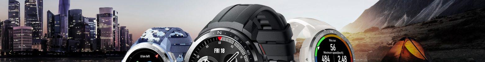 HONOR Watch GS Pro ufficiale: uno smartwatch robusto e resistente