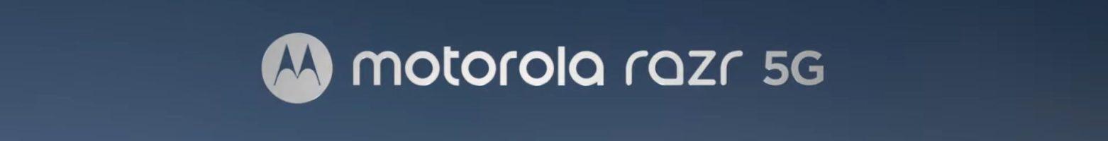Motorola RAZR 5G ufficiale: molto più interessante rispetto al RAZR del 2019