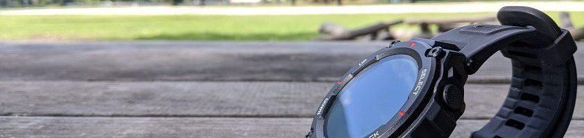 Recensione Amazfit T-Rex: uno smartwatch rugged con una super autonomia