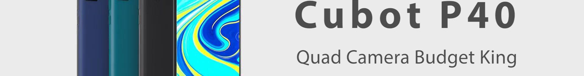 Recensione CUBOT P40: tanta memoria e chip NFC, ma…