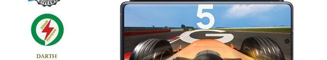 Samsung Galaxy A71 5G: prova a vincerne uno partecipando a questo giveaway