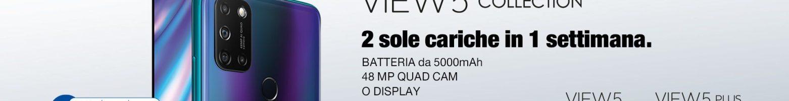 Wiko View 5 e Wiko View 5 Plus ufficiali: prezzi piccoli e grande autonomia