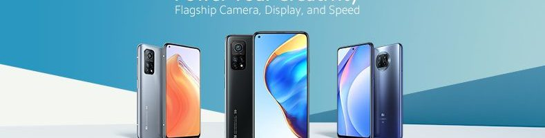 Xiaomi Mi 10T e Xiaomi Mi 10T Pro ufficiali