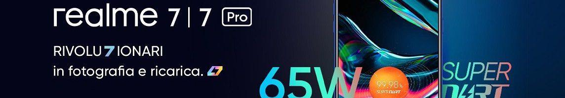 Realme 7 e Realme 7 Pro ufficiali in Italia: ottimi dispositivi di fascia media, ma…