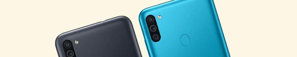 Samsung Galaxy M11 ufficiale: un nuovo smartphone low-cost