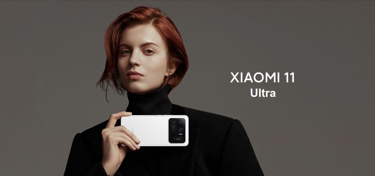 Xiaomi Mi 11 Ultra ufficiale: SPETTACOLARE
