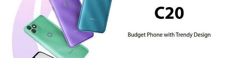 OSCAL C20: lo smartphone con Android 11 a meno di 50 euro