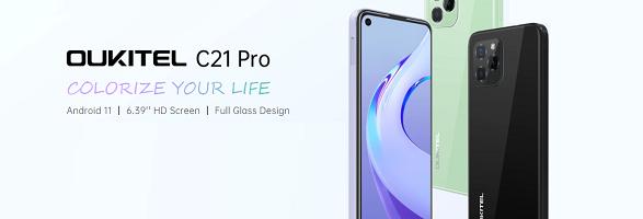 Recensione OUKITEL C21 Pro: sembra un iPhone 13 Pro, ma costa molto meno