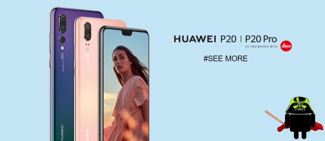 1 - Huawei P20