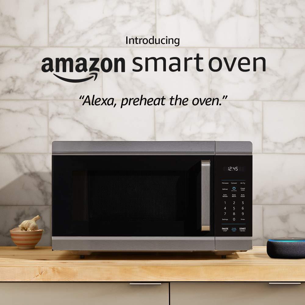 1 - Amazon Smart Oven