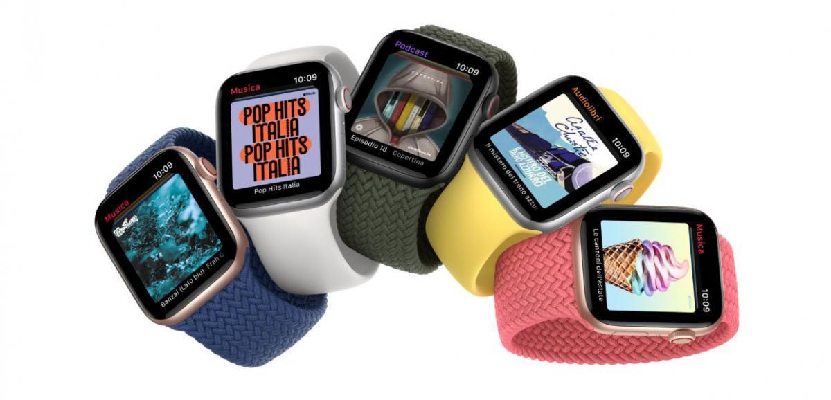 1 - Apple Watch SE