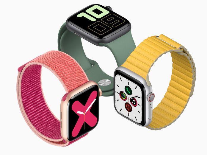 1 - Apple Watch Series 5