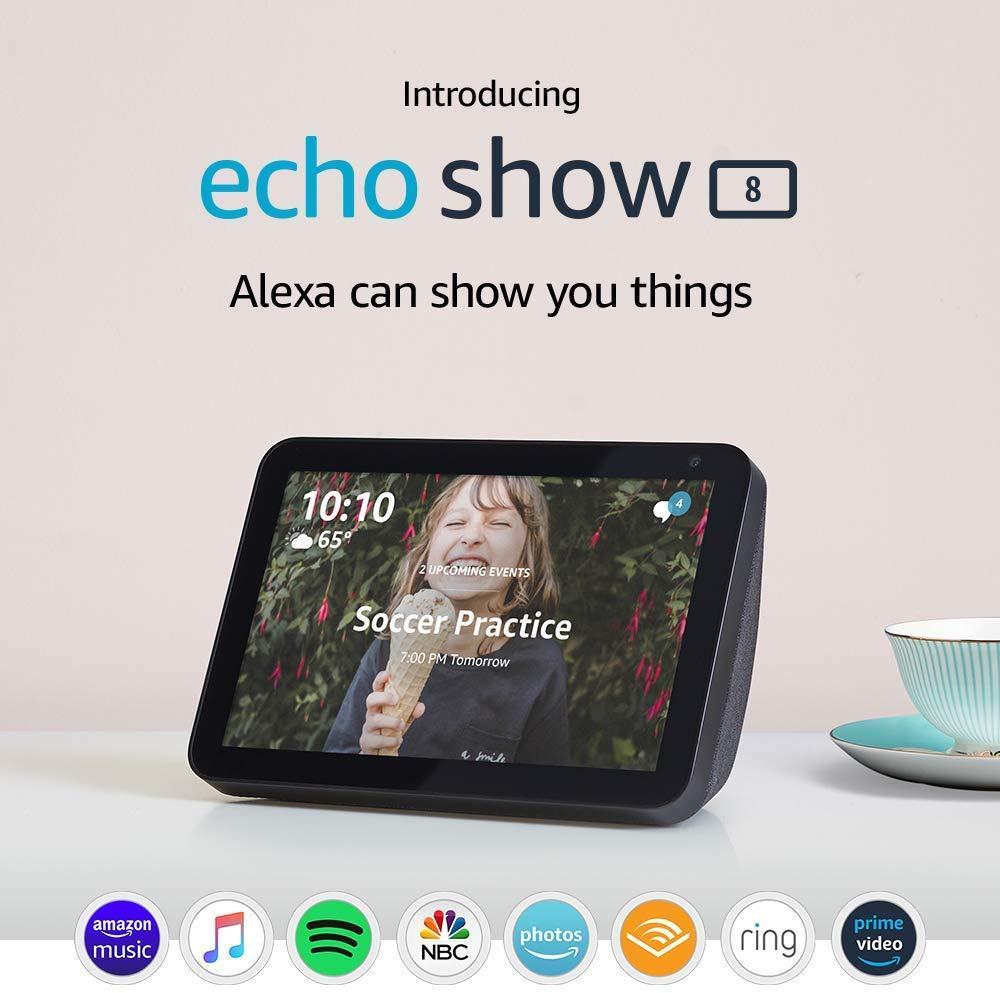 1 - Echo Show 8