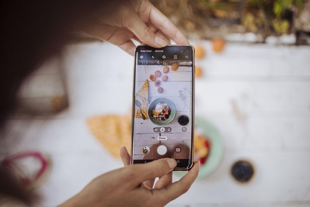 1 - Food photography estate 2019 ecco i 5 consigli di Samsung e del fotografo Neri Oddo per foto perfette